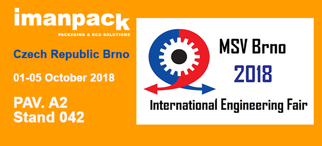 Imanpack will take part at MSV 2018