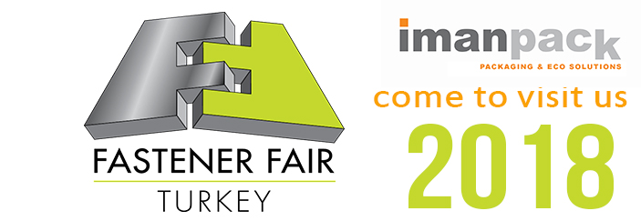 FASTENER FAIR TURKEY 2018 we will be there