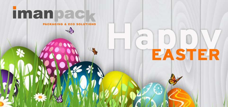 HAPPY EASTER from our Staff at Imanpack Packaging