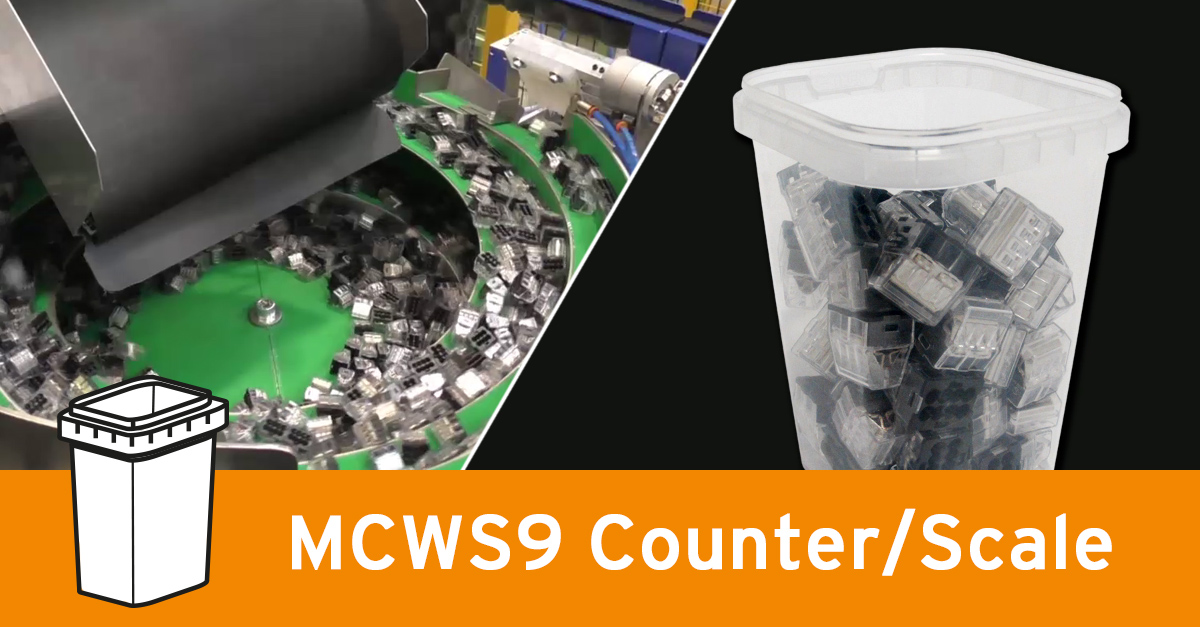 Video - MCWS9 for electrical connectors