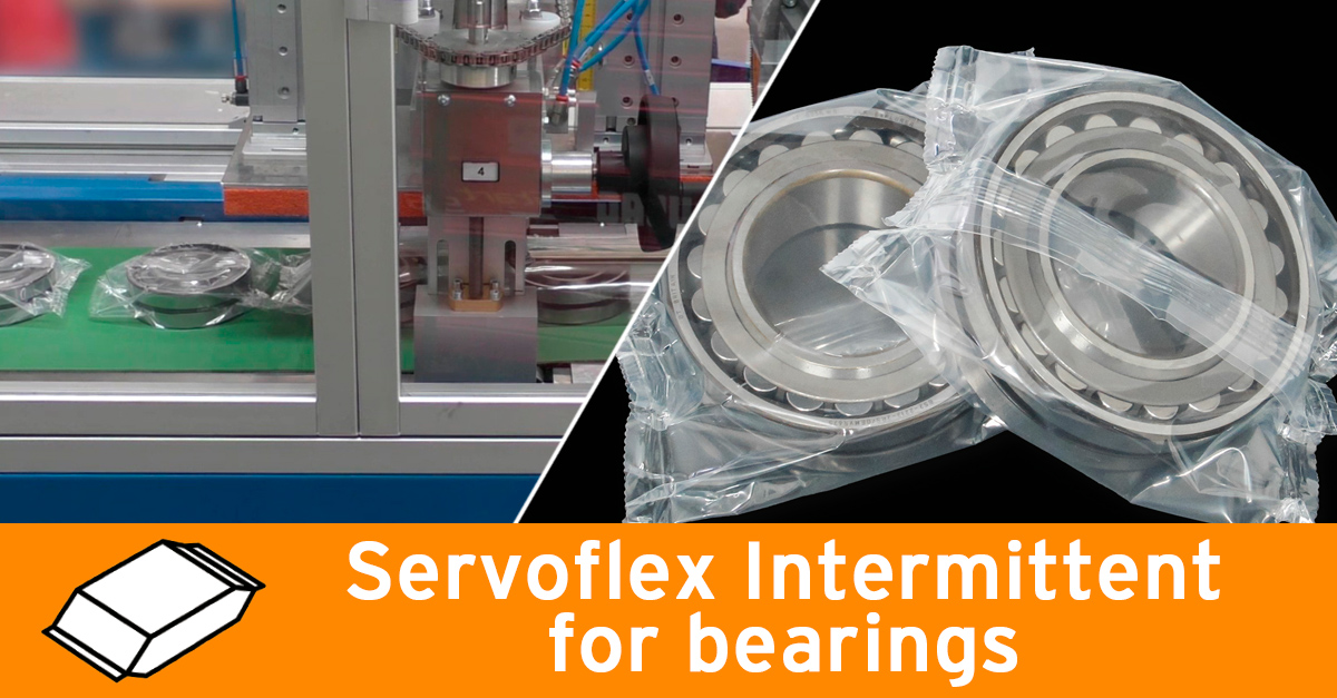 Packaging for bearings