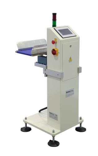Belt checkweigher