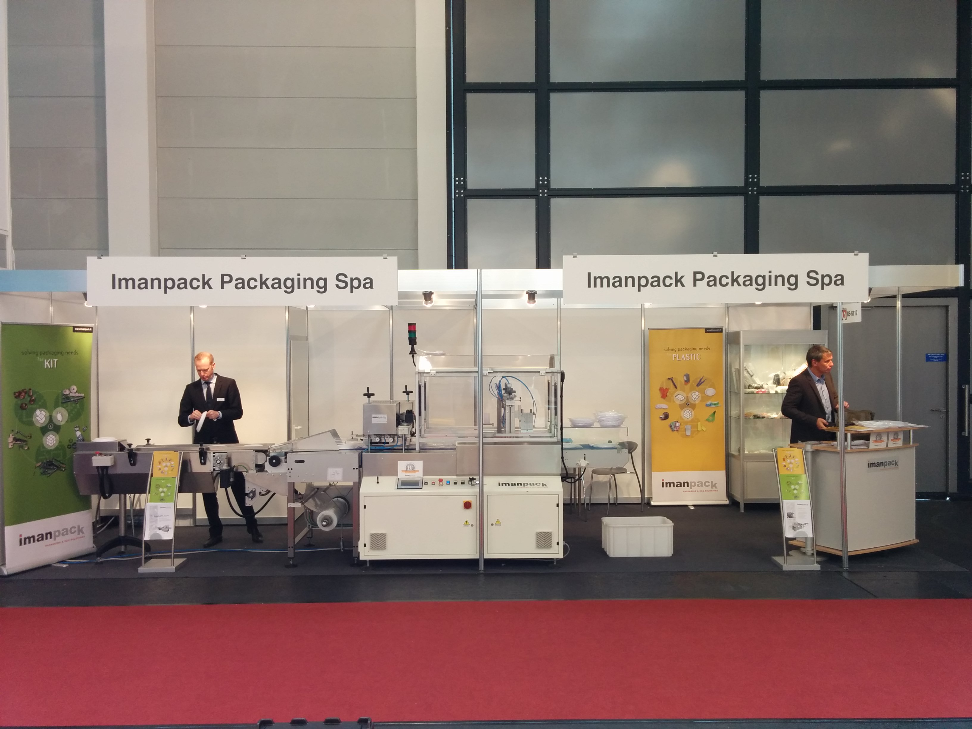 Visit us at the24th International trade fair for plastics processing held in FRIEDRICHSHAFEN – Germany.