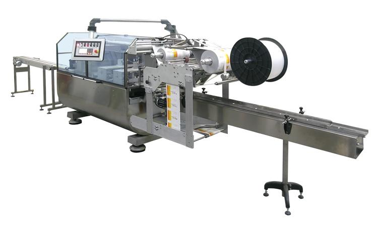 Special Electronic Wrapping Machine