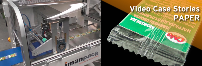 PAPER Video Case Stories - Micropack PRO with leaflet feeder
