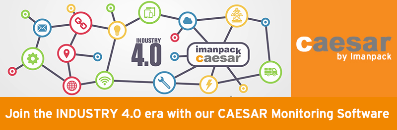 Imanpack provides INDUSTRY 4 ZERO packaging machines and production lines