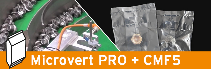 Video - Packaging machinery for fittings
