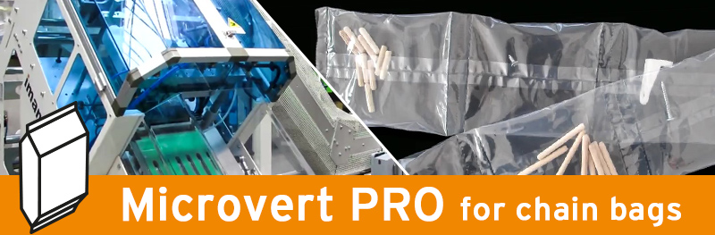Video - Microvert PRO Inclined version for chain bags