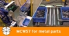 Video - Dosing machine MCWS7 for metal parts